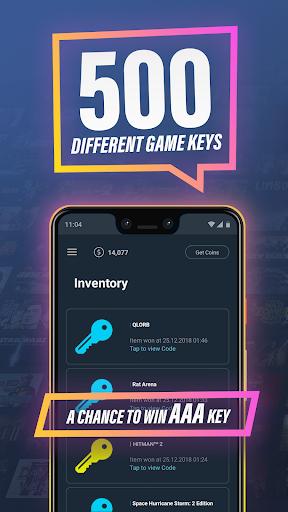 Gamekeys - free Steam keys 1.35 screenshots 3
