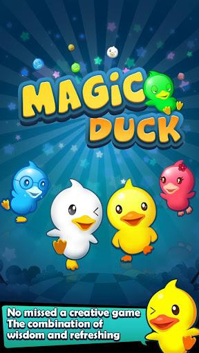 Magic Duck - Candy Life Pet Jewel Blast Crush 2020 1.2 screenshots 1
