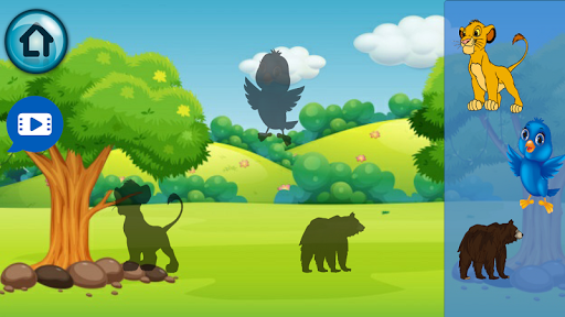Learning English Puzzle Game for Kids screenshots 3