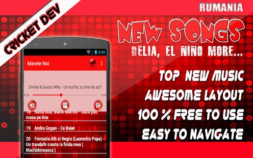 Manele Noi 2017 - MP3 - náhled