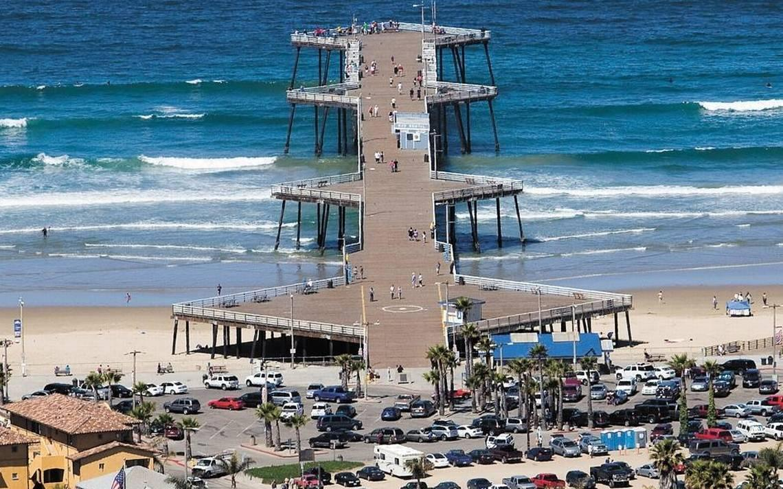 Image result for pismo pier shape
