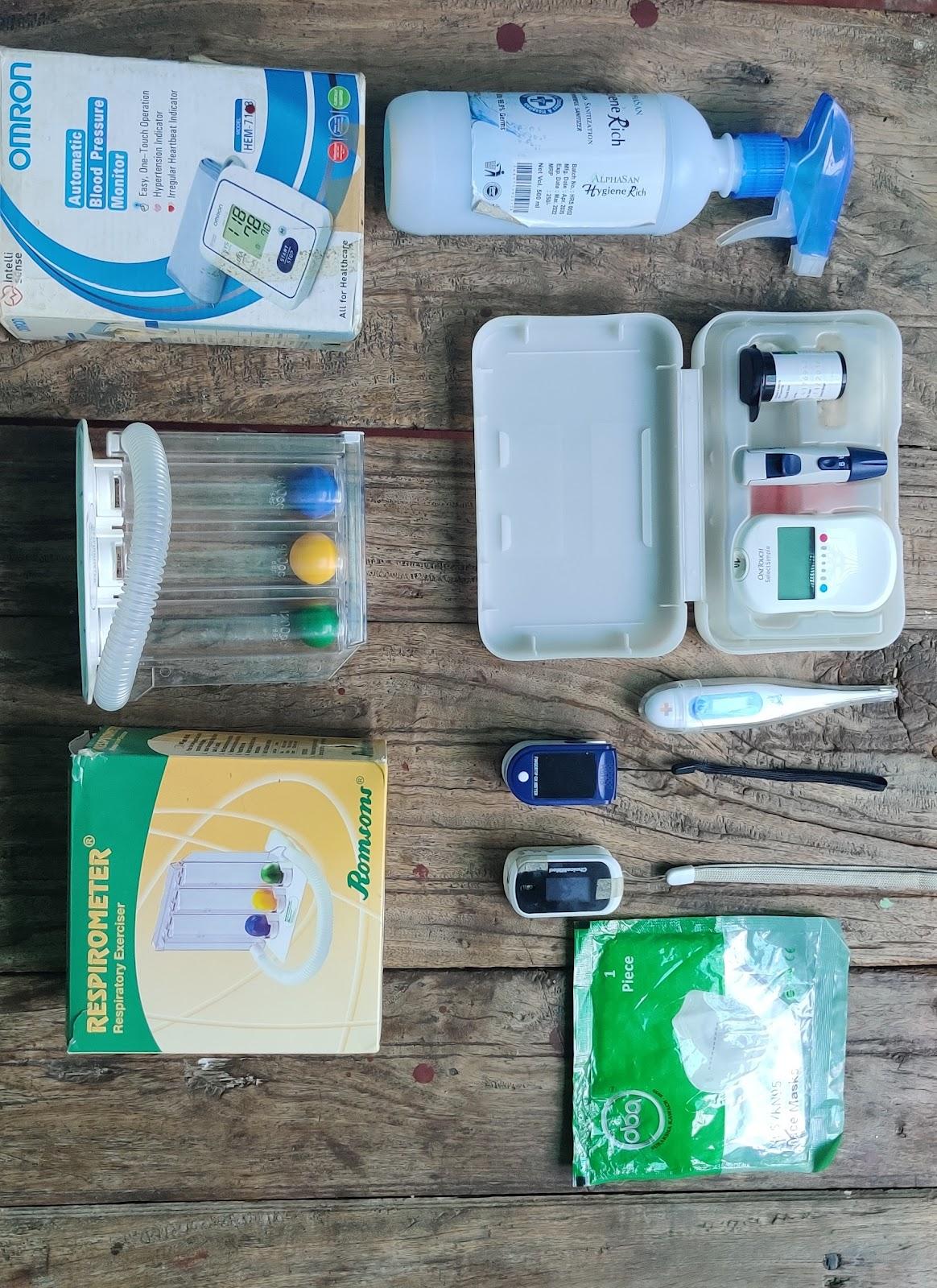 Emergency SOS Kit