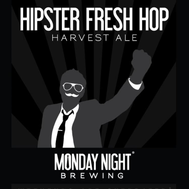 Logo of Monday Night Hipster Fresh Hop