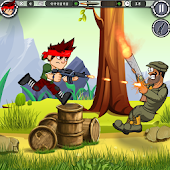 Alpha Guns Shooter :Metal Soldier -Killer Gun Game