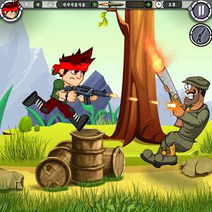 Alpha Guns Shooter :Metal Soldier -Killer Gun Game