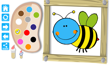 Easy Coloring Book For Kids 1.0.0 screenshot 2072814