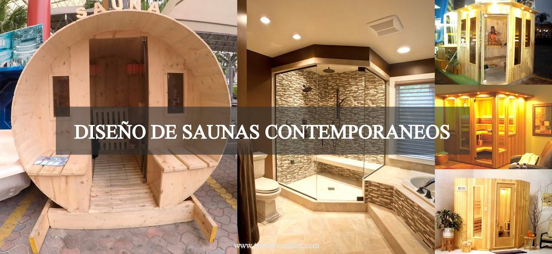 Consttruccion de Saunas o Vapor en espacios reducidos con diseños de Termal Ecuador