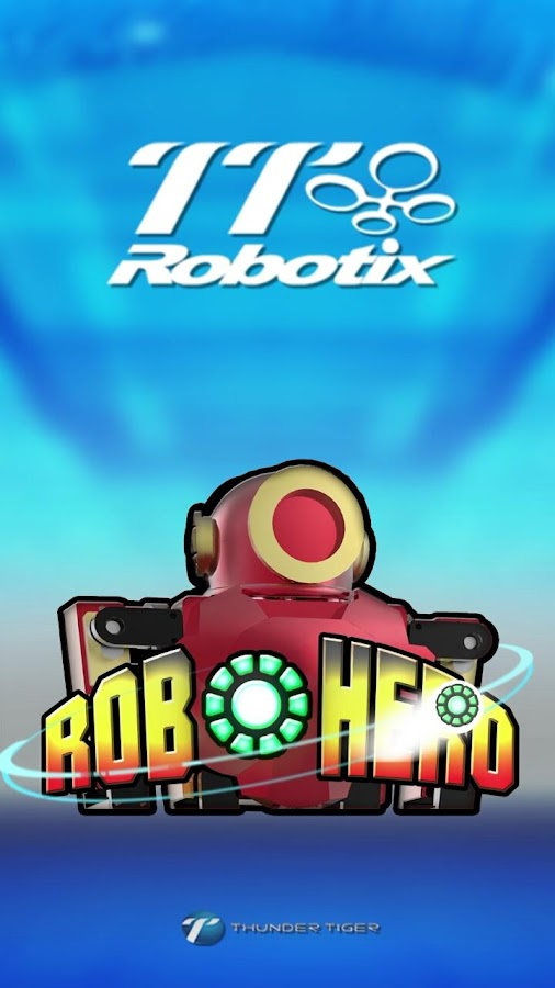TTROBOTIX ROBOHERO- screenshot