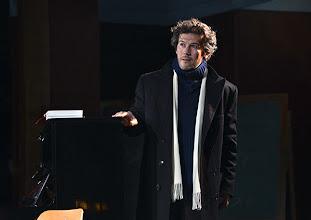 Photo: WIEN/ Theater in der Josefstadt; WIE IM HIMMEL von Kay Pollack, Inszenierung Janusz Kica. Premiere 7.11.2013. Mit Christian Nickl.  Foto: Barbara Zeininger.