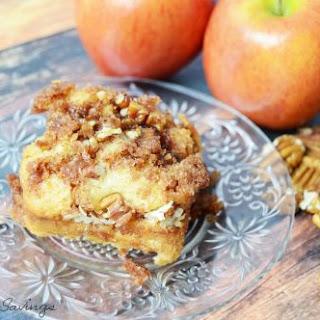 Easy Apple Cinnamon Cake.
