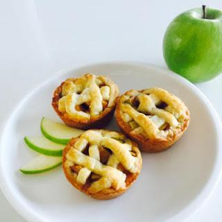 Apple Pie Cookie Cups