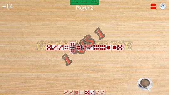 Domino Offline: Gaple