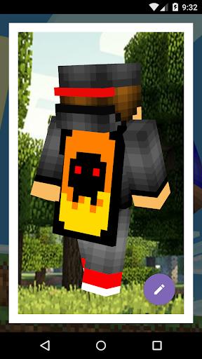 3D Cape Editor for Minecraft 1.2.1 screenshots 2