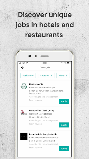 Gronda - For Hospitality Professionals 4.3.3 screenshots 2