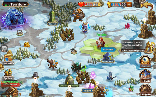 Heroes of Might and Magic screenshot 16