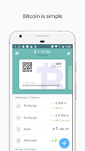 Wirex. Bitcoin Wallet- screenshot thumbnail