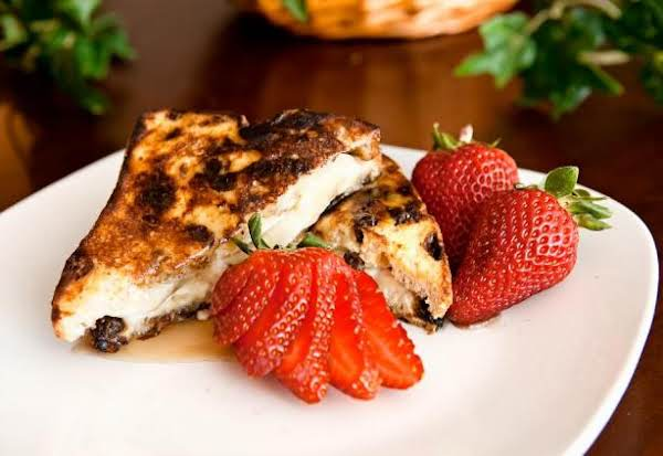 Banana Stuffed French Toast - Ww Pts 7