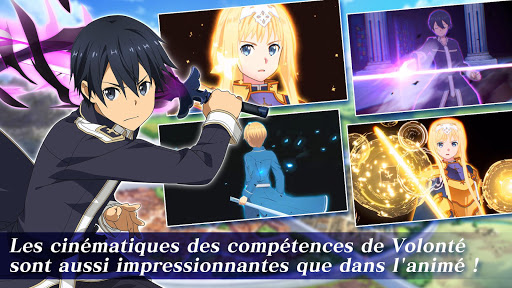 Sword Art Online Alicization Rising Steel  captures d'écran 2