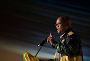 Former president Jacob Zuma has been accused of abusing his power. 'There is a danger in allowing this kind of abuse of power and abuse of office ... because it can lead to losses of life, destroy the economy and the livelihoods of ordinary citizens.' File photo.