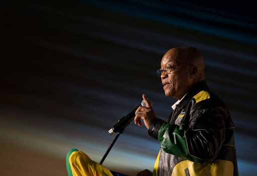 "Jacob Zuma was referred to as a ""blesser for free education in South Africa""' addressed the Congress of South African Students on free education in Durban on Wednesday."