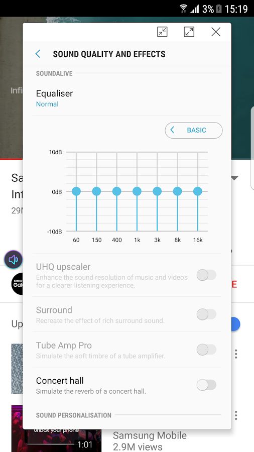 SoundAssistant- screenshot