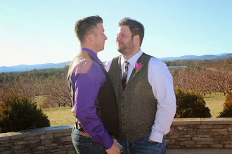 Photo: Gay Wedding by Brenda M Owen -  http://WeddingWoman.net