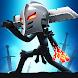 Shadow of Death: 暗黒の騎士 - スティックマン・ファイティング