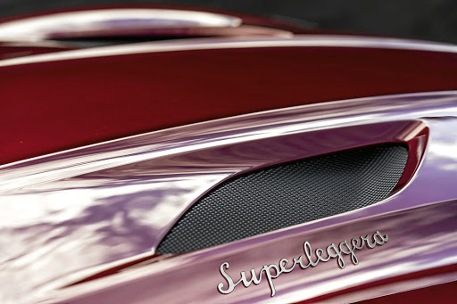 Aston Martin will revive the Superleggera name on its new DBS. Picture: NEWSPRESS UK