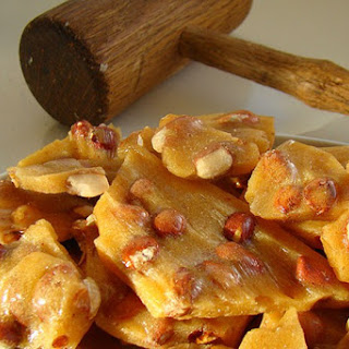 All Time Favorite Nut Brittle
