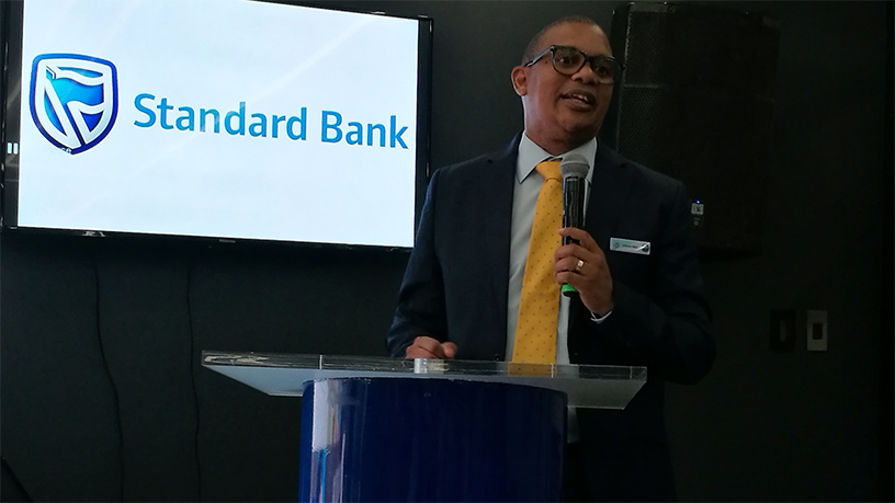 Lincoln Mali, head of card and emerging payments at Standard Bank.