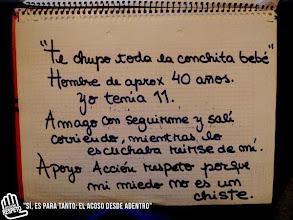 Photo: 4.14.15 Acción Respeto in Argentina