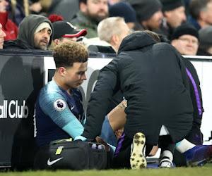 Après la blessure de Kane, un nouveau coup dur frappe Tottenham !