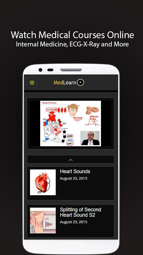 Medlearn | Medical Education- screenshot