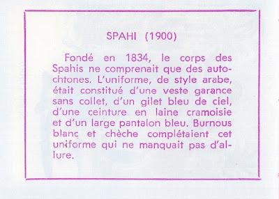 Spahi (verso)
