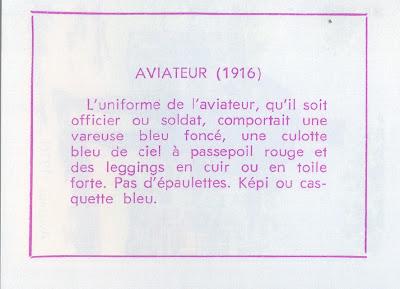 Aviateur (verso)