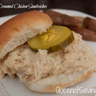 Cream Chicken Sandwiches Recipes.