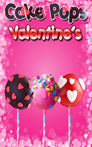 Cake Pops Valentines Day FREE