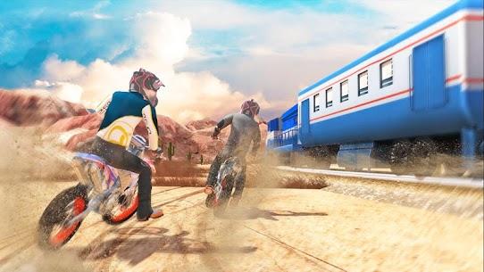 Bike vs. Train 6