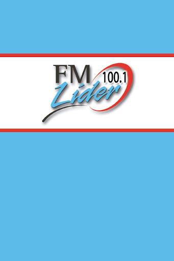 FM Lider 100.1 MHz.