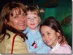 Babcia & girls 2003