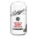 Highlander Devil's Hump Red Ale