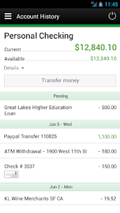 ProFed Online Mobile Banking- screenshot thumbnail