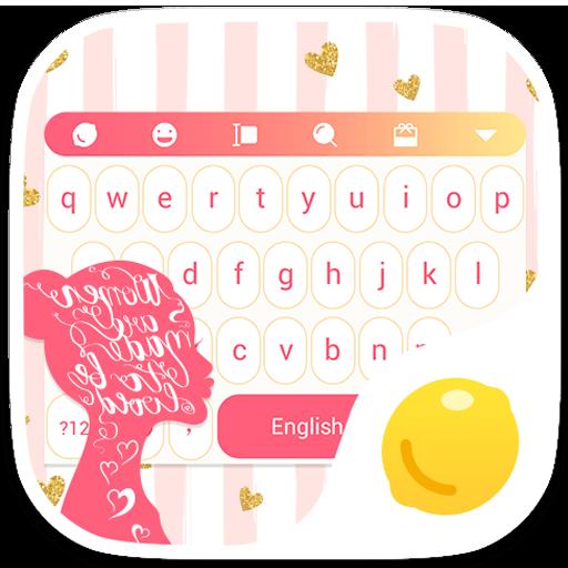 LittleGirl-Lemon Keyboard