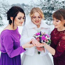 Wedding photographer Nadezhda Radzik (Nadja1983ua). Photo of 13.02.2018