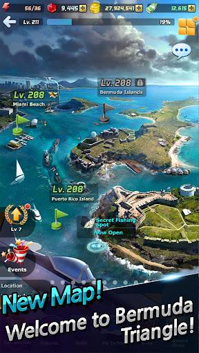 Télécharger Ace Fishing - Peche en HD APK MOD (Astuce) screenshots 2