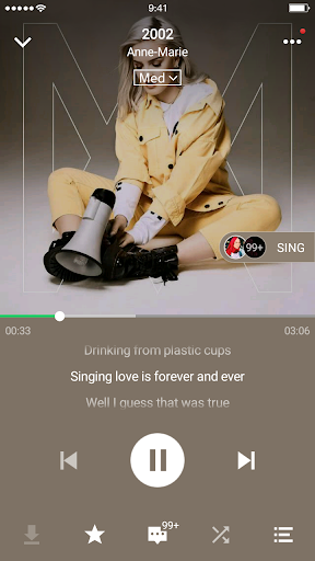 JOOX Music screenshot 13