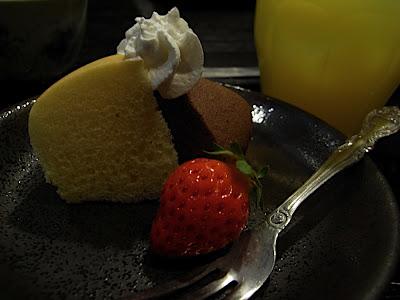 postre restaurante japonés 月の兎 tukino usagi デザート dessert japanese restaurant
