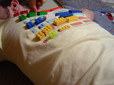 Camiseta Lego レゴ Tシャツ  Lego t-shirt