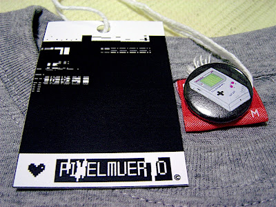 pixelmuerto.net camisetas tシャツ t-shirt pepino