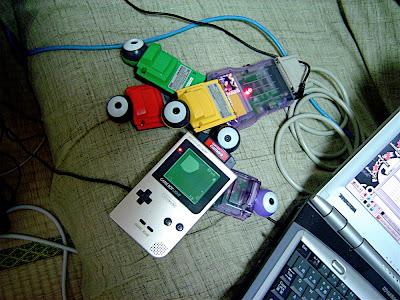 GBXChanger Game Boy copier ゲームボーイ マジコン copión flashcart